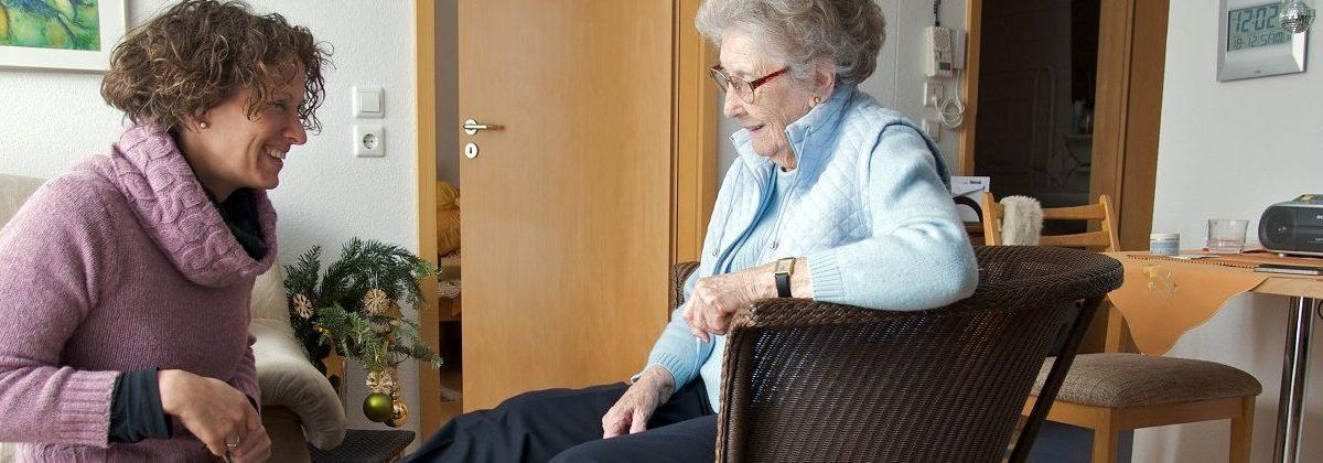 live in care kensington